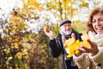 Herfst ticket | 65+