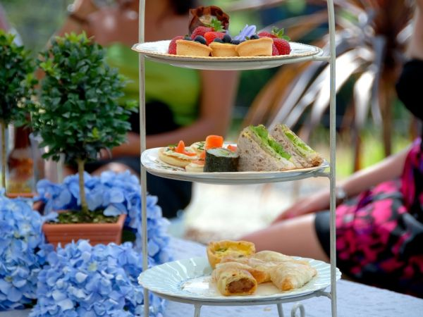 Speciale Moederdag High-Tea!