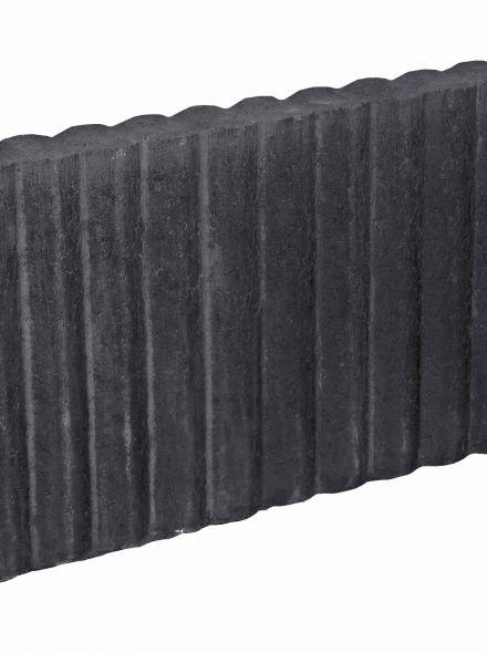 Pallisadeband rond zwart (H)