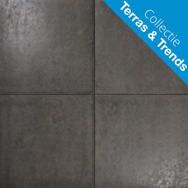 Tuintegel Terras & Trends Perdusia 60 x 60 x 5 cm