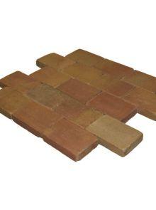 Betonklinker Cobble paving-budgetline 21 x 7 x 7 cm