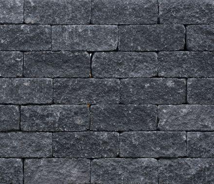 Wallblock tumbled 12x12x30 cm