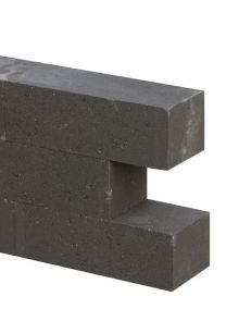 Wallblock new 15x15x60 cm