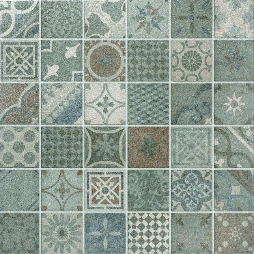 Betontegel Marlux mosaic 60 x 60 x 3 cm