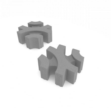 Betonklinker Marlux Virage 30x30x12 cm