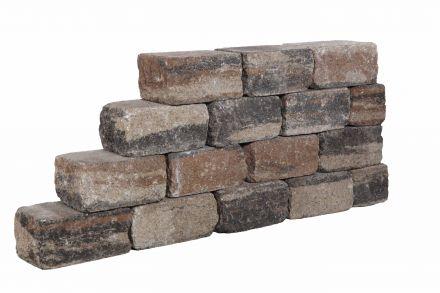 Combiwall splitton getrommeld 20x20x15 cm
