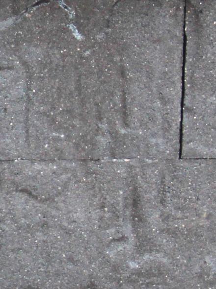 Stapelblok GeoMattone 60x15x15 cm