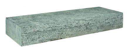 Bloktrede spotted bluestone 100x35x15 cm, riven