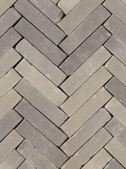 Gebakken Waalformaat Ca. 20x5x6,5 cm Lotis UWF65