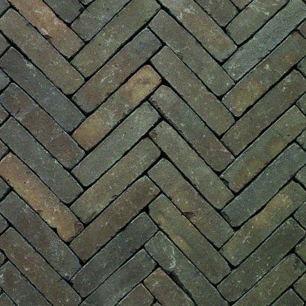 Gebakken dikformaat 20x6,5x6,5 cm Terra ancona antica