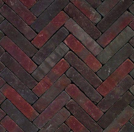 Gebakken Waalformaat Ca. 20x5x6,5 cm Qualiton UWF65