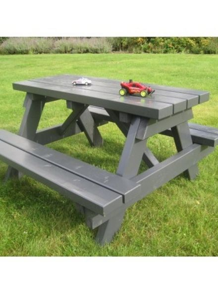 Junior picknicktafel Sfen in kleur