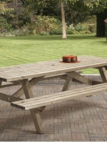 Talen | Picknicktafel | 160 x 230 cm