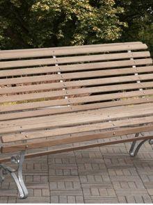 Talen | Tuinbank hardhout | 180cm