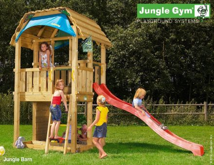 Jungle Gym | Barn | De Luxe