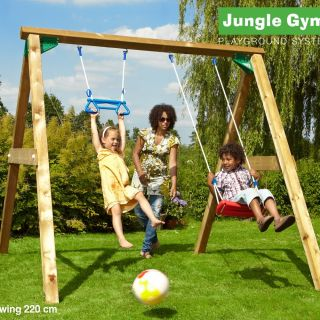 Jungle Gym | Swing 220 | DeLuxe