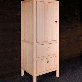 Trendhout | Buffet Module H | Hoge koelkast kast