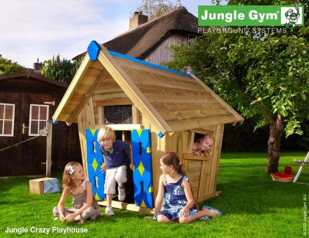 Jungle Gym | Crazy Playhouse | DeLuxe