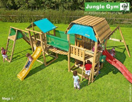 Jungle Gym   Speelparadijs Mega 1