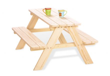 Kinderpicknicktafel | Nicki
