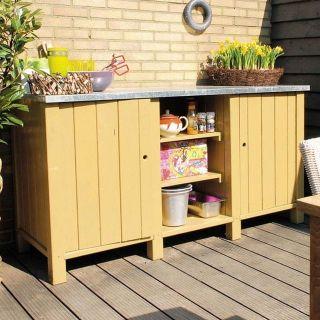 Woodvision | Buitenkeuken Excellent