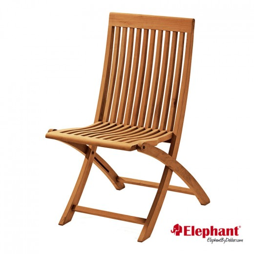 Elephant   Fuerte klapstoel
