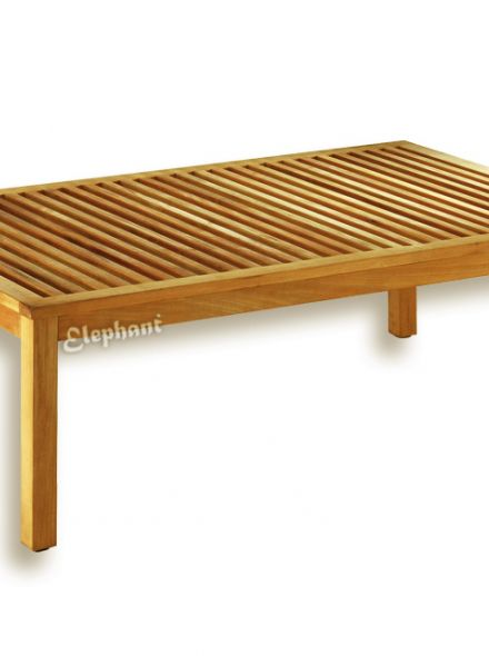 Elephant | Fuerte lounge tafel | 130x80x40 cm
