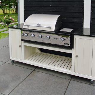 Trendhout | Buitenkeuken Cooker de Luxe t.b.v. Boretti