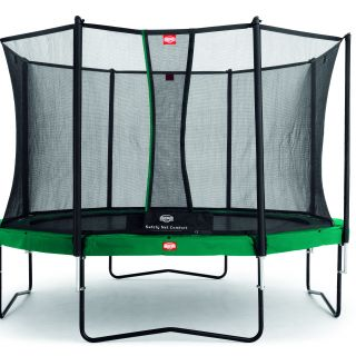 BERG Champion 380 + Safety Net Comfort
