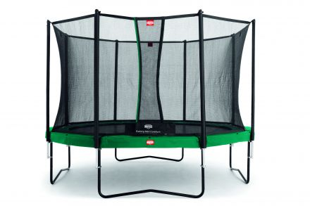 BERG Champion 380 + Safety Net Comfort