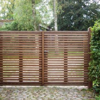Gardival | Sierpoort Sevilla | 180x100 cm | Iroko