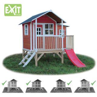 Exit   Loft 350   Red