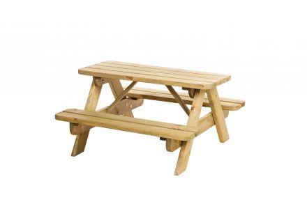Woodvision | Junior picknicktafel Bjorn