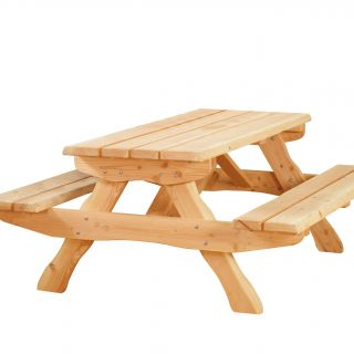 Woodvision   Picknicktafel Ellis   Groen geimpregneerd