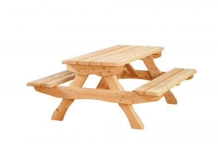 Woodvision | Picknicktafel Ellis | Groen geimpregneerd