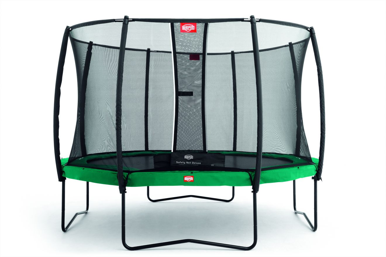 BERG Champion 430 Tattoo + Safety Net DeLuxe