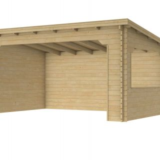 Woodvision | Overkapping Kolgans