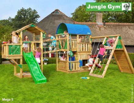 Jungle Gym   Speelparadijs Mega 5