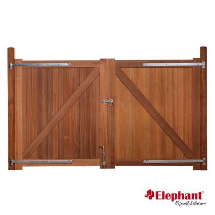 Elephant | Belmonte dubbele poort | 300x180 cm