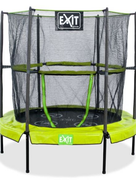 EXIT | Bounzy Mini Trampoline Green | 1.40m