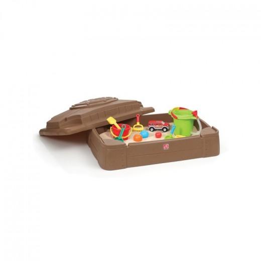 Step 2 | Play & Store Zandbak