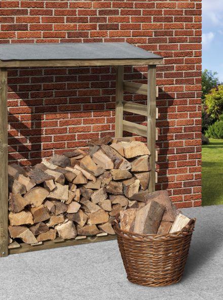 WEKA | Houtopslag 663A Gr.2 | 125x60 cm