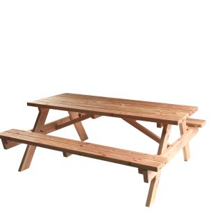 Woodvision   Picknicktafel Douglas   180x75cm