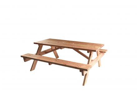 Woodvision | Picknicktafel Douglas | 180x75cm