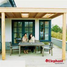 Elephant | Aanbouw veranda Xterior 500 | 300x500 cm