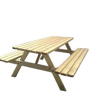 Westwood   Picknicktafel Sietske   Opklapbaar 240 cm