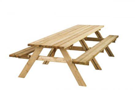 Westwood | Picknicktafel Deluxe opklapbaar 300 cm