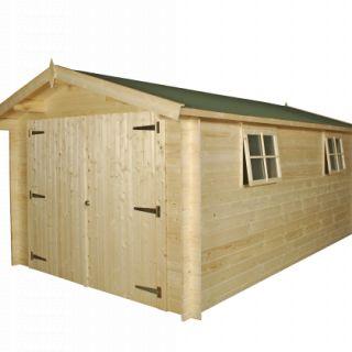 Gardenas | Garage 320x505 cm