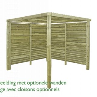 Gardenas | Outdoor Living Mood | 250x250 cm