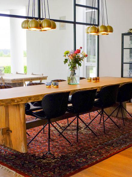 Westwood | Hardhouten tafelblad | 300x110/120 cm